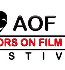 Actors On Film Reels Logo