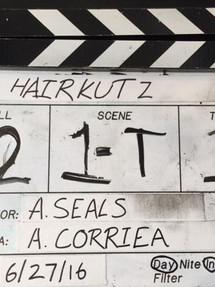 Aaron Seals Directing-HairKutz TV Pilot