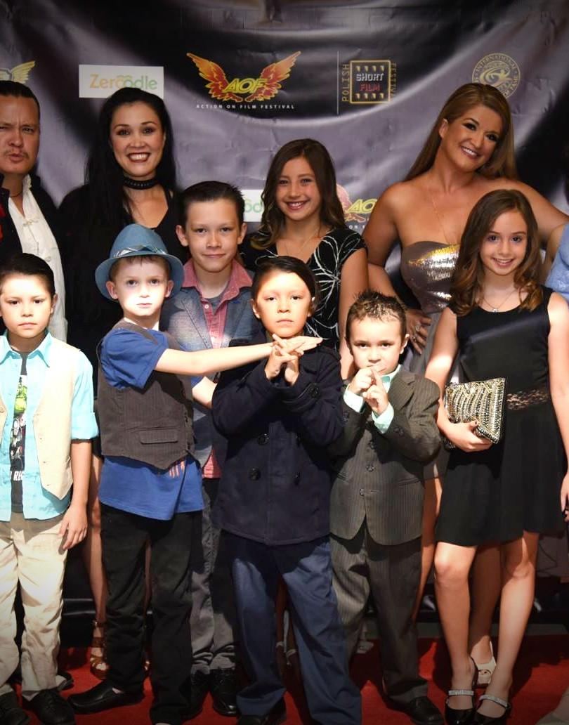 Young Storyteller Award Winners