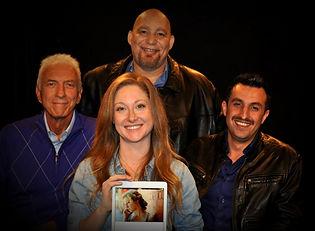 Mark Giardino Amy Campione Dr. Aresh Taheri and Del Weston