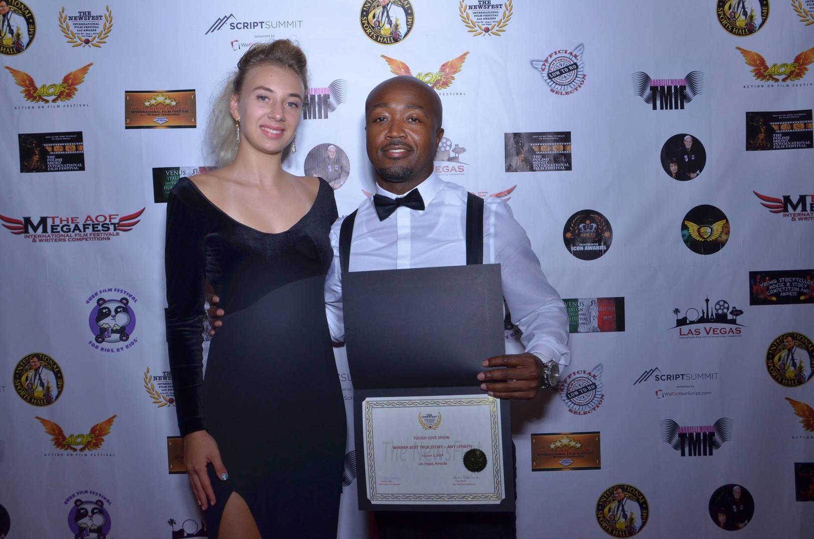 Another Newsfest Winner with Anasatsia Gukovskya