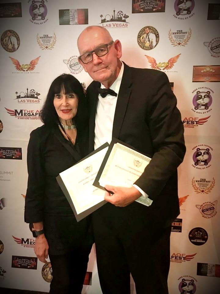 Laurel Adler and Newsfest Winner