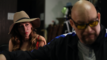 Ole King Cole Stars Erin Miracle and Del Weston