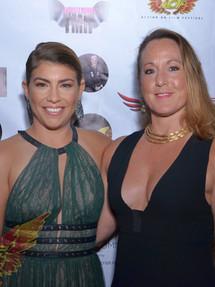 Anabelle Munro's TMIF Film Festival Award Winner Lee Broda and Aimee