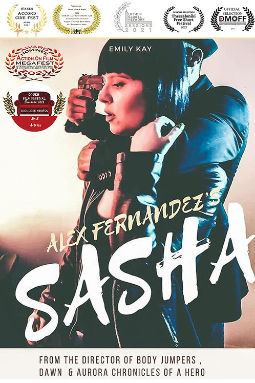 ALEX FERNANDEZ'S SASHA WED. 7.28.21 7PM BLOCK