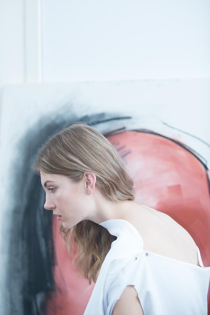 Editorial de moda Blank Space