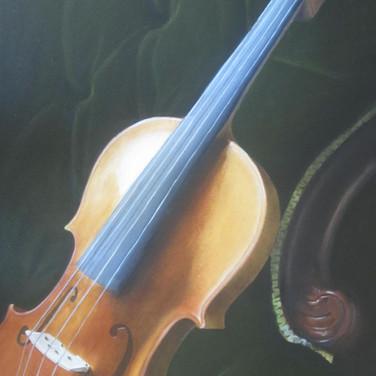 Matheson's Violin 1874