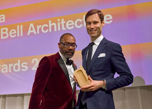 Dezeen Awards - WINNER!