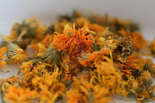 Organic Calendula Whole Flowers