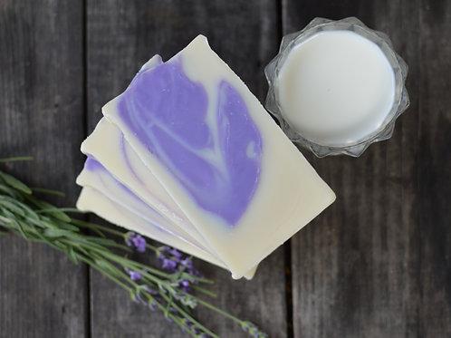 Lavender & Goat Milk
