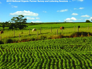Organic Livestock Research Needs