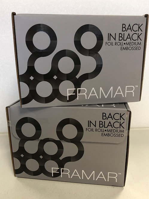 Framar Back in Black Foil