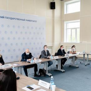 Круглый стол «Актуальные вопросы профилактики идеологии экстремизма и терроризма в молодёжной среде»