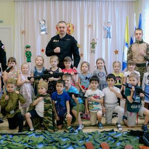 18.02 Детский сад № 40 «Золотая рыбка»