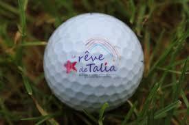 Le Rêve de Talia soutenu par Trophée de Golf de Chevry