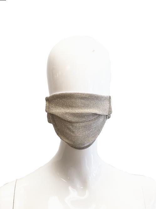 Champagne Shimmer Face Mask