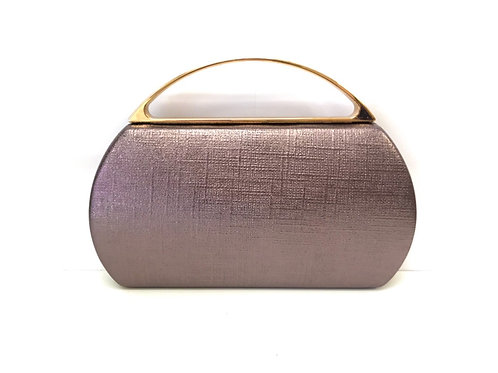 Bronze and Gold Clutch