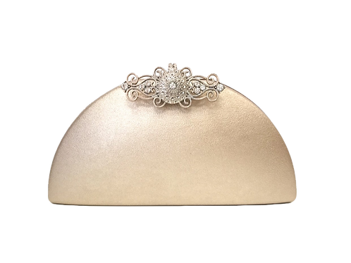 Gold Art Deco Clutch
