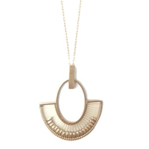 Cleopatra-style Pendant Necklace