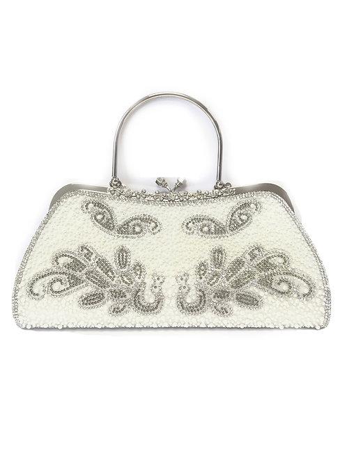 Art Nouveau Pearl Clutch