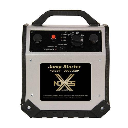 Heavy Duty Industrial Jumpstarter 12/24V
