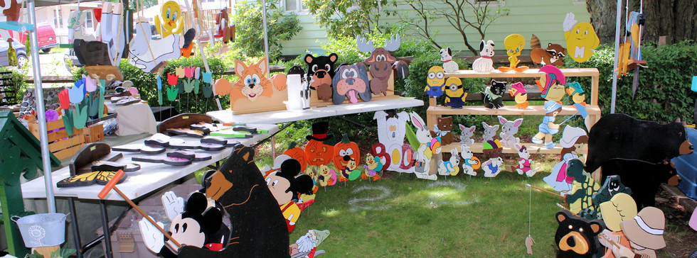 FAMILY PRIDE WOODCRAFTS