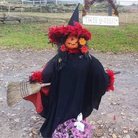 Scarecrow No. 4 - Winner