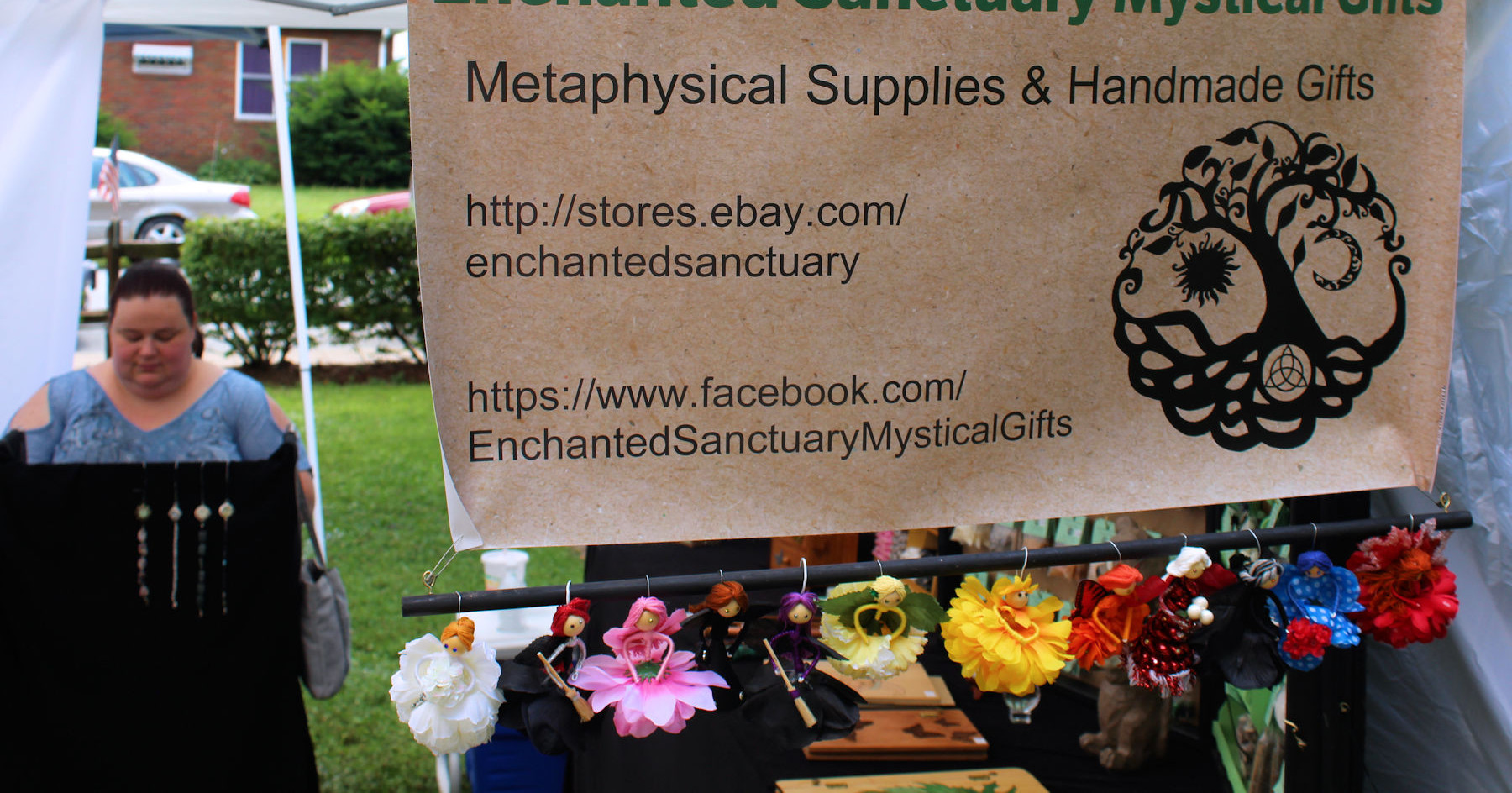 ENCHANGED SANCTUARY MYSTICAL GIFTS