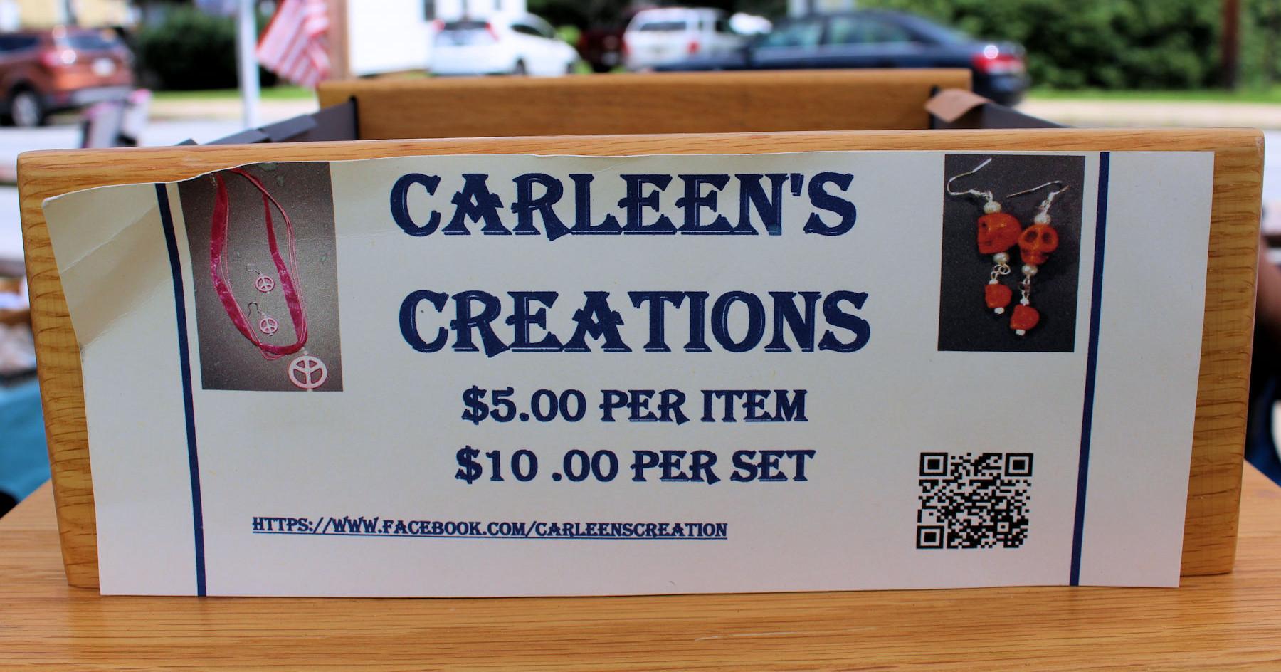 CARLEEN'S CREATIONS