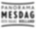 Log van Panorama Mesdag is een cilindervormig schilderij van ongeveer 14 meter