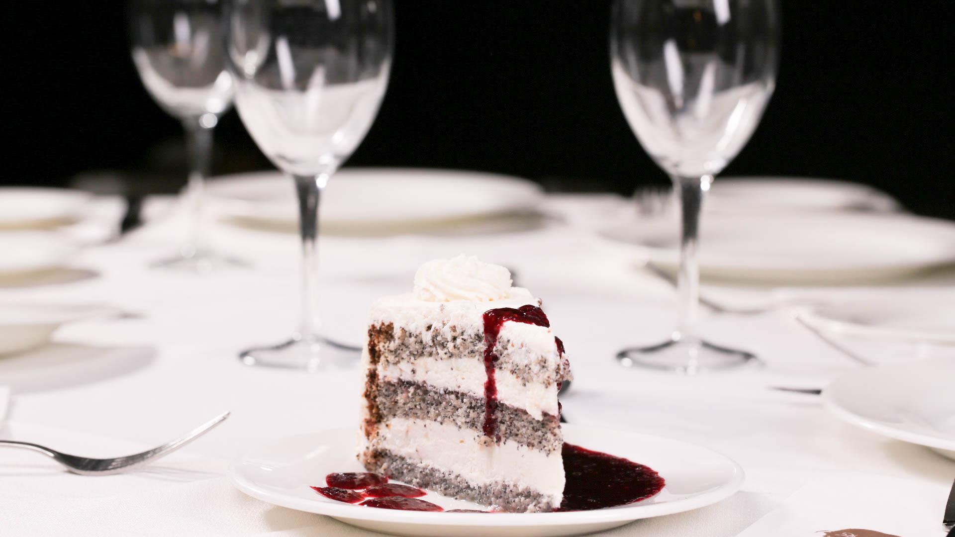 Torta Semilla Amapola