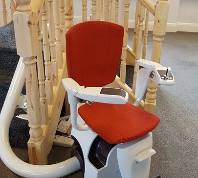 KL Stairlifts Showroom 4