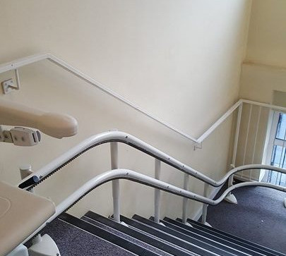 KL Stairlifts Showroom 3