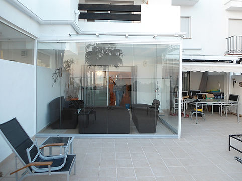 glass curtains marbella premier glass