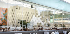 Restaurant Glass Curtains. Glass Terrace. Glass Balcony. Restaurant Glass Terrace.