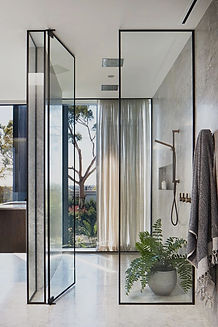 Glass Curtains, Balustrades, Apartment block balcony's. Glass Shower.