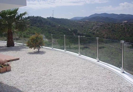 Terrace Balustrades