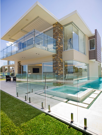 spain premier glass balustrades pool surrounds
