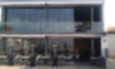 premier glass curtains majorca