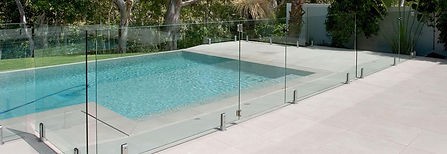 glass balustrades costa del sol, premier glass curtains.pool surround marbella