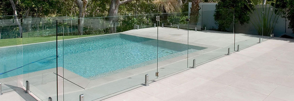glass balustrades, pool surounds,costa del sol