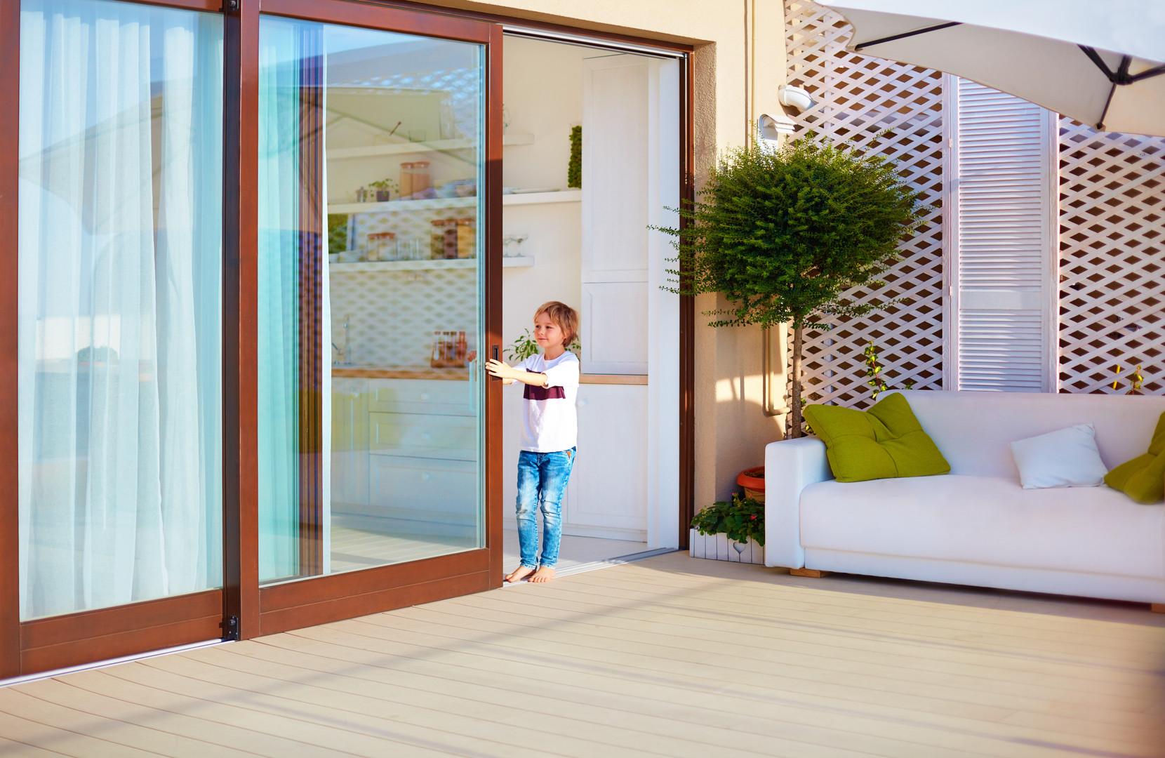 Slidding Patio Doors