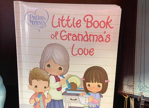 LITTLE BOOK OF GRANDMA LOVE