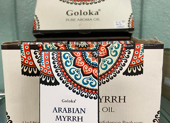 SELECTION OF OILS