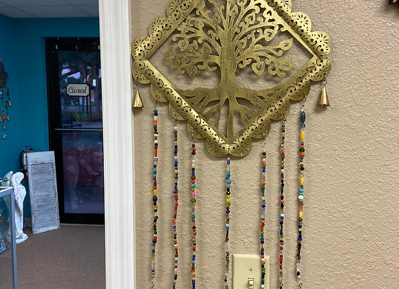 windchime or wall hanging tree of life