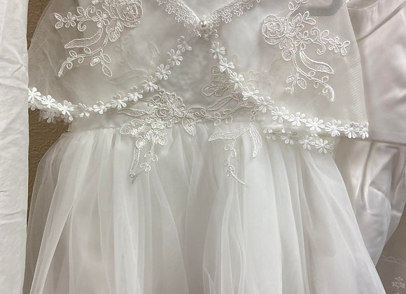 GIRLS BAPTISM, COMMUNION OR PARTY DRESSES VARIOUS SIZES