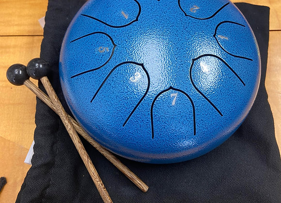 TONUGUE DRUM WITH MALLET AND BAG