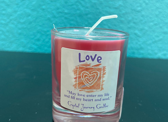 SOY LOVE CANDLE
