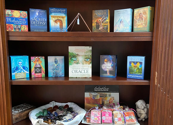 ANGEL ORACLE CARDS AND MEDIUMSHIP VARIOUS SELECTION