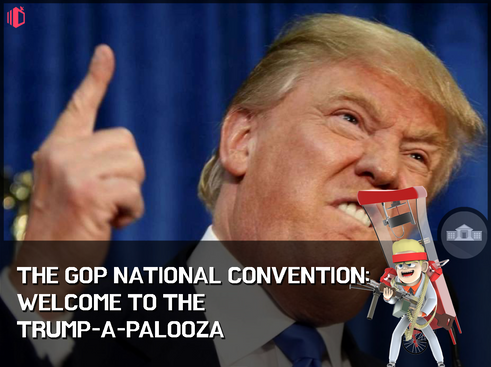 W.T.F(WonderfullyTactless&Forward) bake on the GOP National Convention